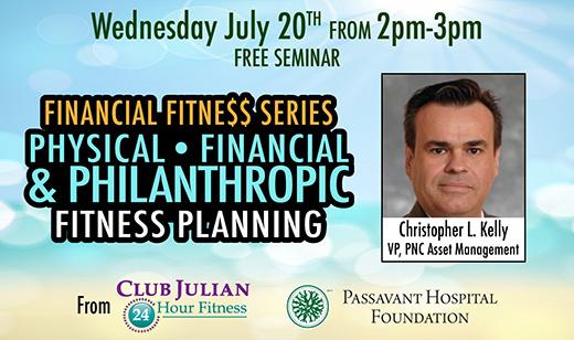 July Wealth Management Seminar