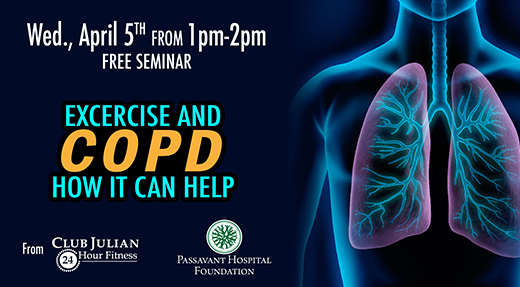 COPD And The Benefits of Exercise Seminar