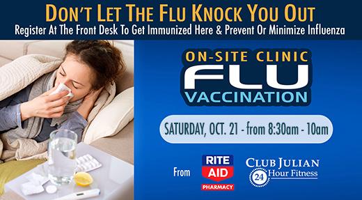 Rite Aid Flu Clinic