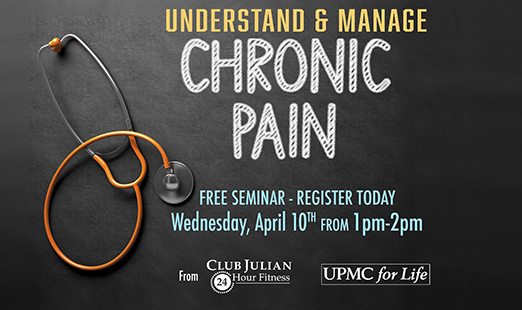 Chronic Pain Seminar April 10