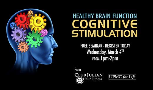 Cognitive Health Seminar March 5