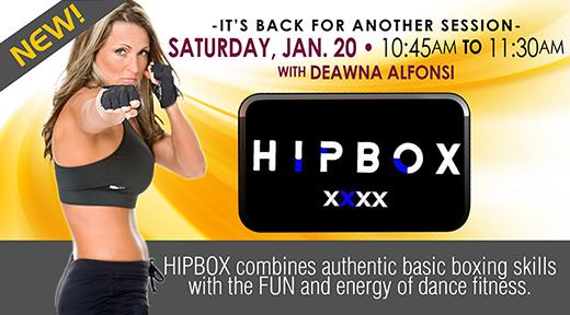 January 20 HipBox Class Returns