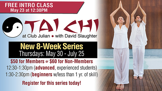 TaiChi Free Session March 21!
